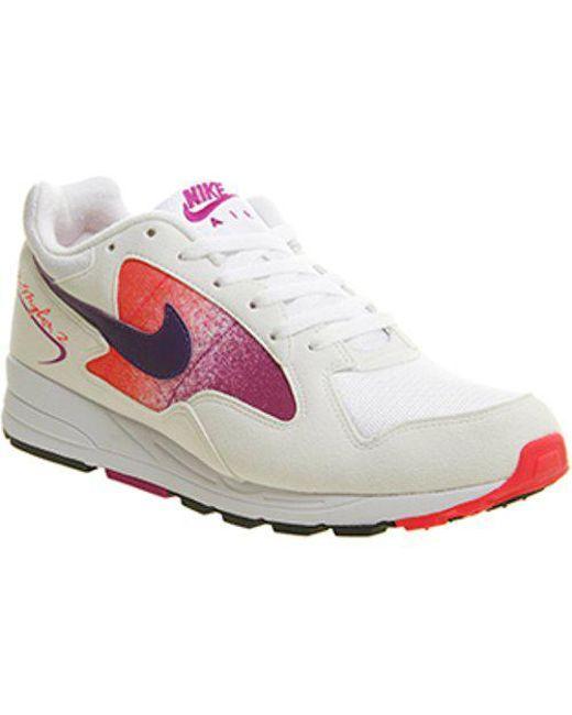 the latest e4dc3 f7b53 Nike. Women s White Air Skylon Ii Qs