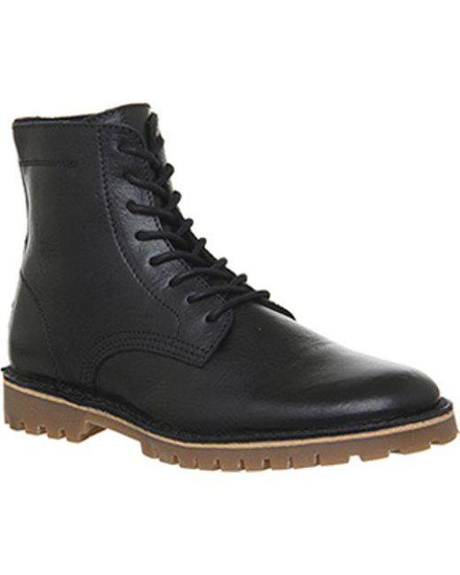 Office Men S Black Impala Lace Boot