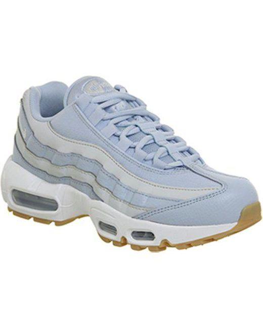 best sneakers 9ff22 e4f37 Nike - Blue Air Max 95 F - Lyst