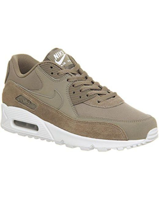 online store 5b9ce c13ff Nike - Green Air Max 90 for Men - Lyst