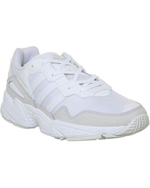 release date: 9ac55 338de Adidas - White Yung 96 for Men - Lyst