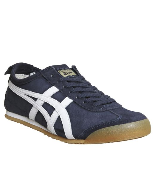 Onitsuka Tiger | Blue Mexico 66 for Men | Lyst