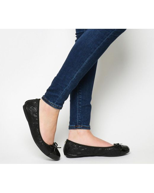 Butterfly Twists | Black Quilted Olivia | Lyst