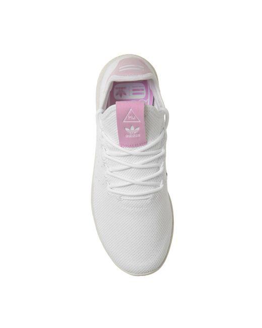 Adidas pw tennis hu in bianco lyst