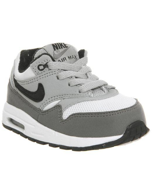 Nike - Gray Air Max 1 Td - Lyst