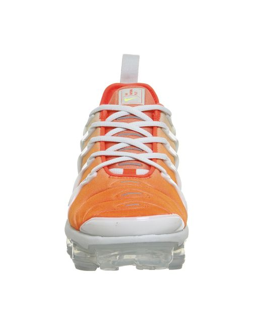 5ed0612442cf Nike Air Vapormax Plus Trainers in Gray - Save 29% - Lyst