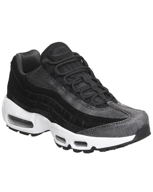 Nike - Black Air Max 95 Trainers for Men - Lyst