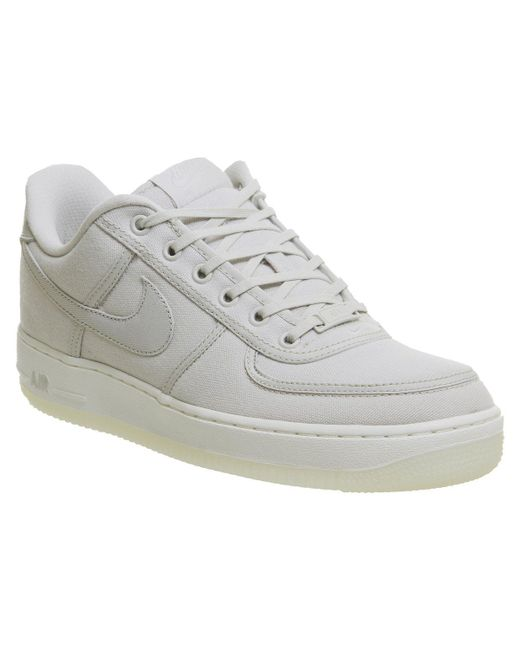 997a6b489307b Nike Air Force 1 07 Trainers in Gray for Men - Save 47% - Lyst
