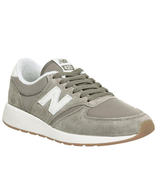 New Balance | Gray Wrl420 | Lyst