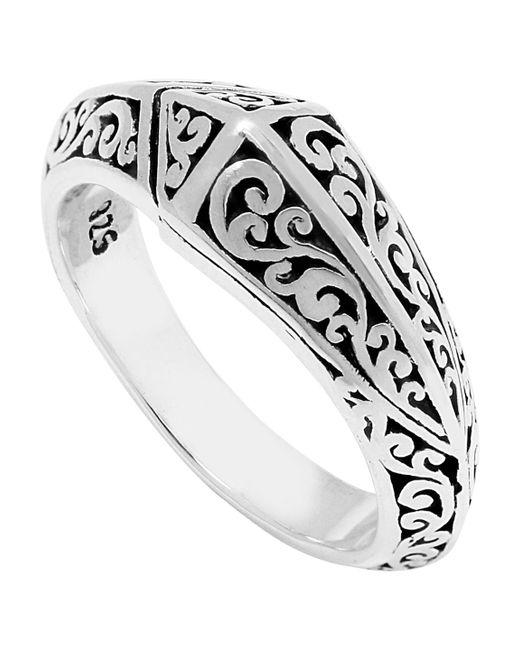 Lois Hill - Metallic Ring - Lyst