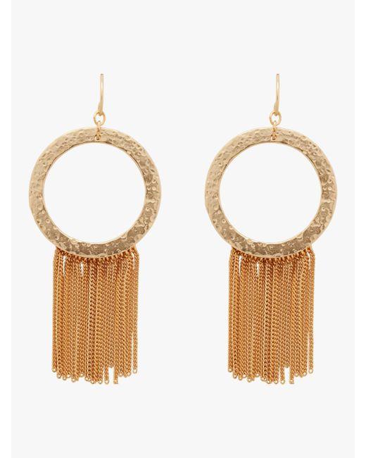 Stephanie Kantis - Metallic Waterfall Earrings - Lyst