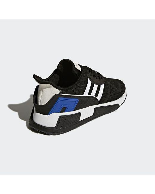 best service 556cf e660b ... Adidas Originals - Black Sneakers For Men Eqt Cushion Adv Cq2374 for  Men - Lyst ...