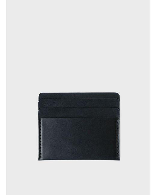 Makr | Black Cascade Wallet for Men | Lyst