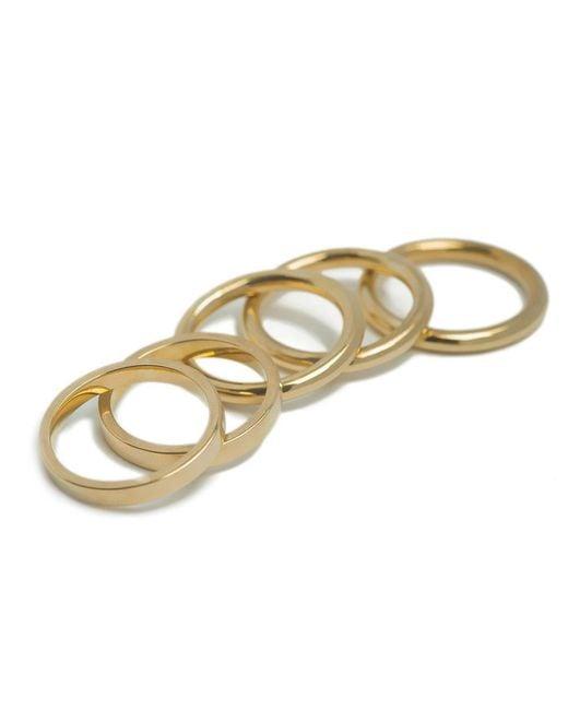 Soko - Multicolor Alda Stacking Rings - Lyst