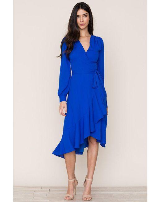 Yumi Kim - Blue Casanova Dress - Lyst