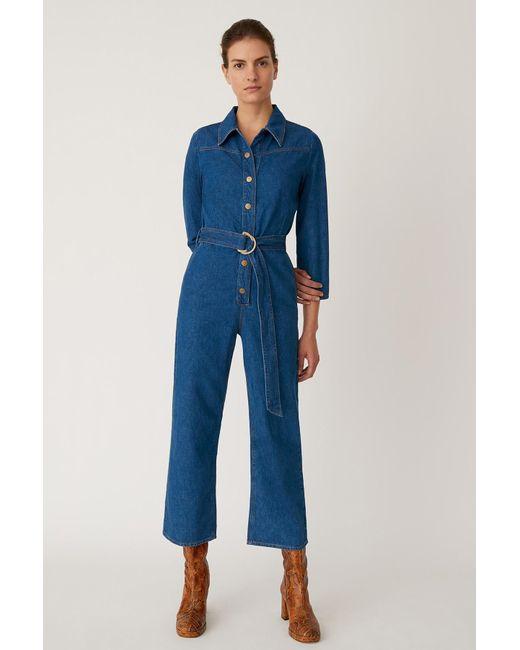178f22a5dd1 MiH Jeans - Blue Harper All - Lyst ...