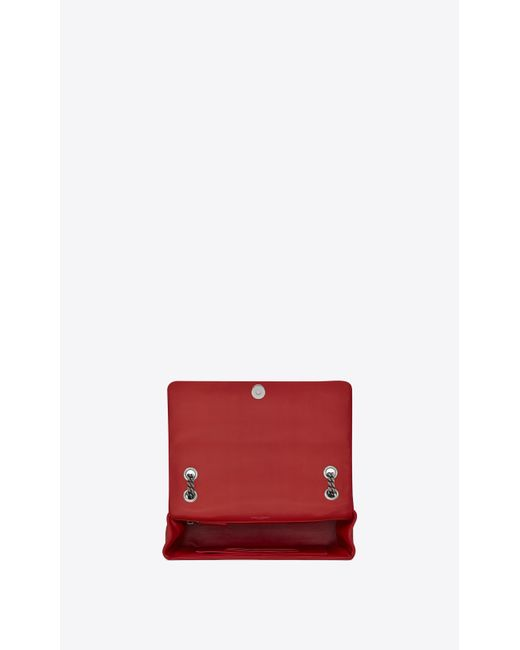 ... Saint Laurent - Red Jamie Medium