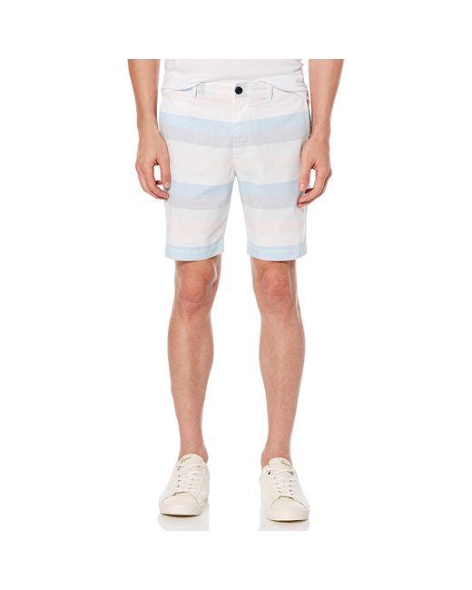 Original Penguin - Multicolor P55 Horizontal Dobby Stripe Short for Men - Lyst