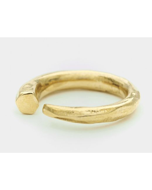 Odette New York | Metallic Metis Ring | Lyst