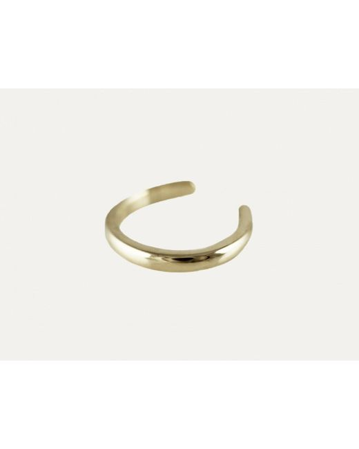 Lumo | Metallic 14k Gold Ear Cuff | Lyst