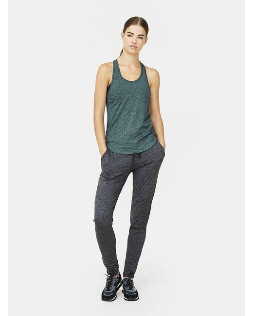 Outdoor Voices | Green Racerback Pocket Tank | Lyst