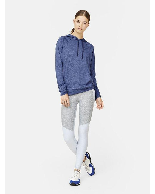 Outdoor Voices   Blue Catch-me-if-you-can Hoodie   Lyst
