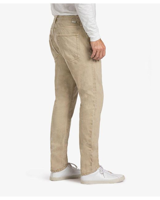 36330e1ff1ebc7 ... Outerknown - Natural Drifter Tapered Fit Jeans for Men - Lyst