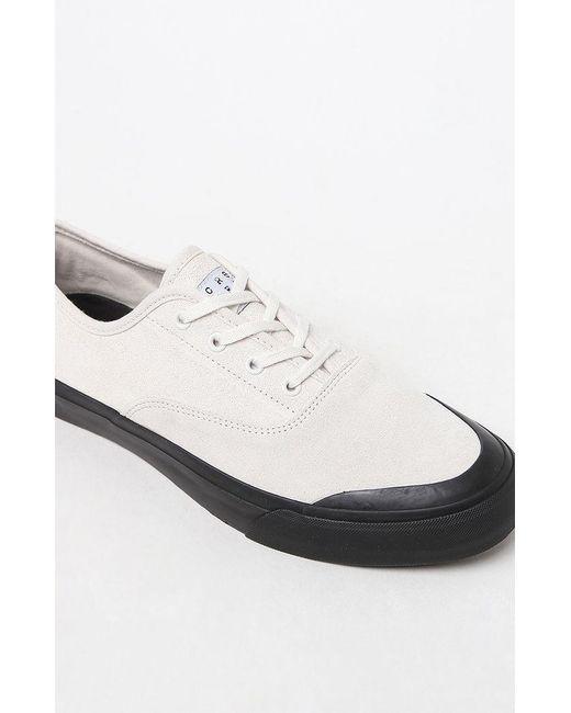 5011583a34e98 ... Huf - White Cromer Shoes for Men - Lyst ...