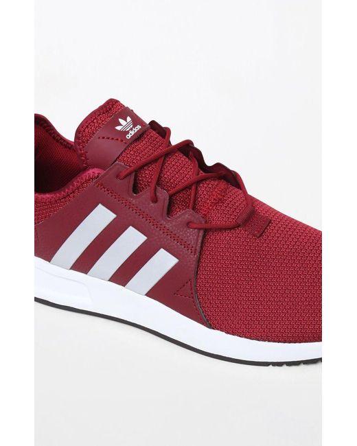 f3604201cab ... Adidas - Red Burgundy X plr Shoes for Men - Lyst ...