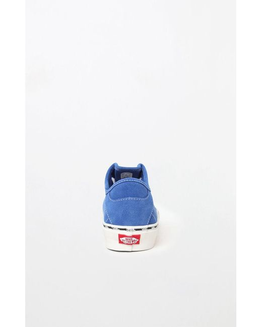 6968ac5da1 ... Vans - Blue Diamo Ni Shoes for Men - Lyst ...