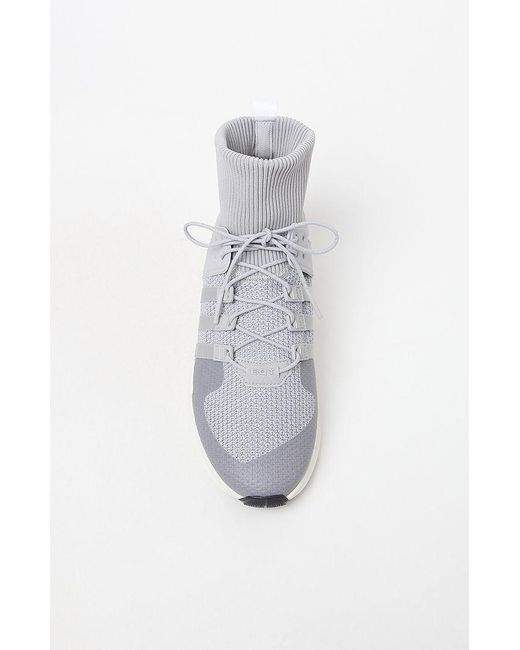 9342a5118 ... Adidas - Gray Eqt Support Adv Winter Shoes for Men - Lyst ...