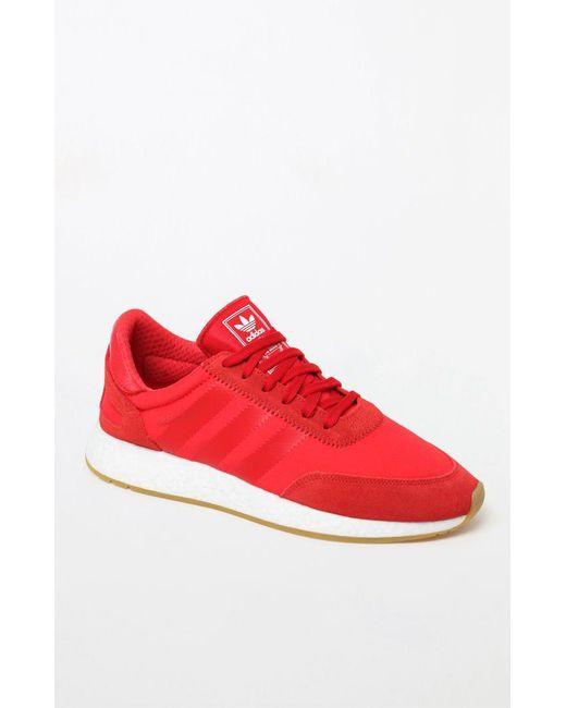 timeless design 52ec0 e13fa Adidas - I-5923 Red Shoes for Men - Lyst ...