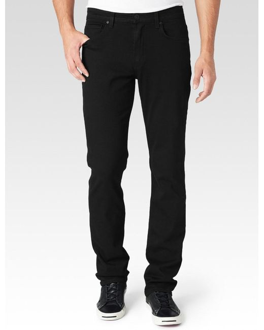 PAIGE - Black Normandie Extra Long for Men - Lyst