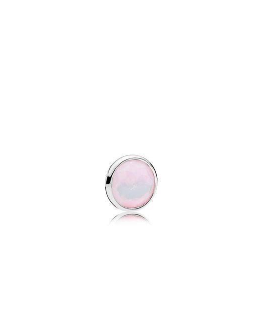 Pandora - Multicolor October Droplet Petite Locket Charm - Lyst
