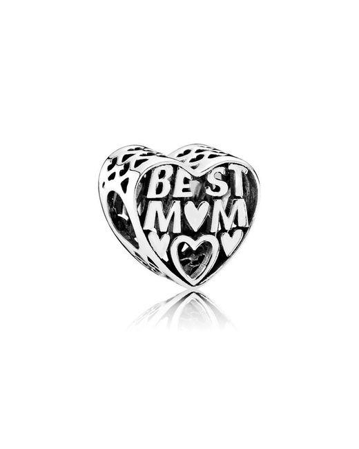 Pandora - Multicolor Best Mother Charm - Lyst