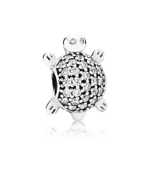 Pandora | Multicolor Sea Turtle Charm | Lyst