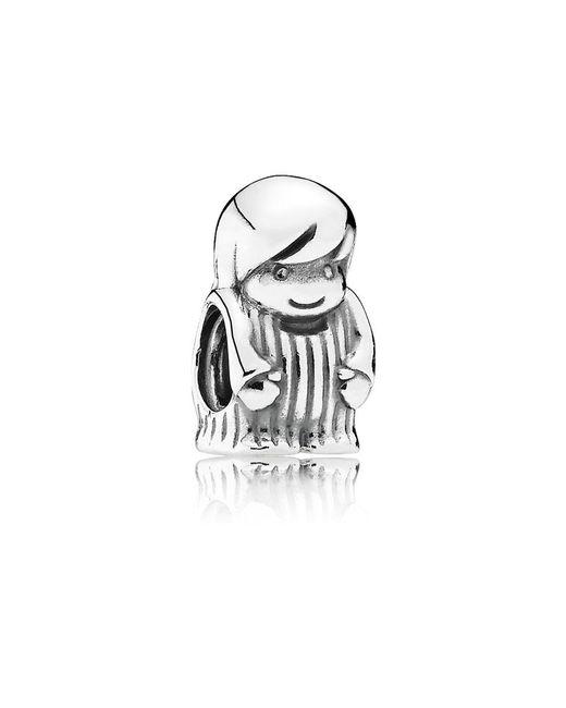 Pandora - Multicolor Precious Boy Charm - Lyst