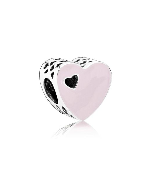 Pandora | Multicolor Sweet Love Heart Charm | Lyst