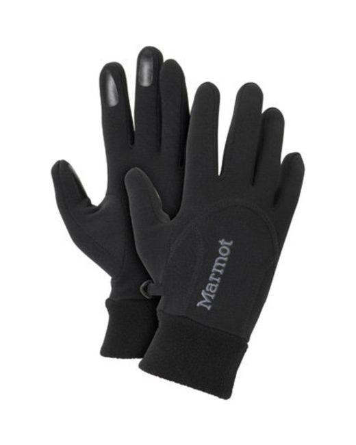 Marmot - Black Power Stretch Glove - Lyst