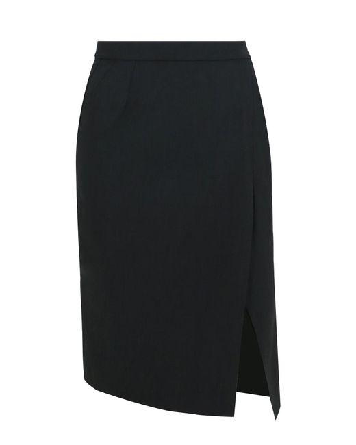 Vetements - Pencil Skirt Black - Lyst