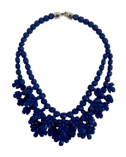 EK Thongprasert | Silicone Double Layer Neckpiece Dark Blue | Lyst