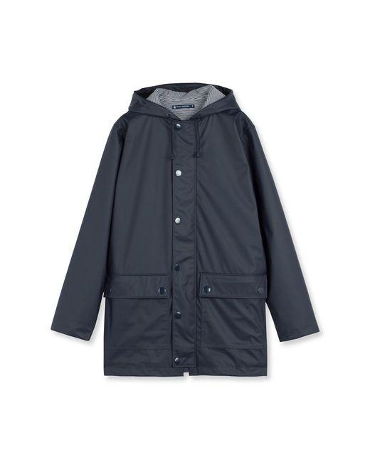 Petit Bateau | Blue Women's Water-repellent Raincoat | Lyst