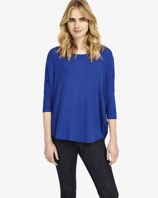 Phase Eight | Blue Catrina Top | Lyst