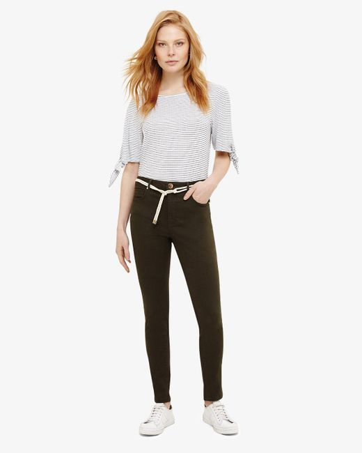 Phase Eight - Multicolor Jenna Belted Jeans - Lyst