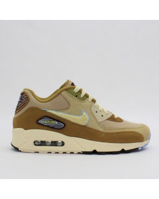 promo code 24bd1 d086e ... get nike trainers multicolor nike air max 90 premium se muted bronze  858954 200 for men