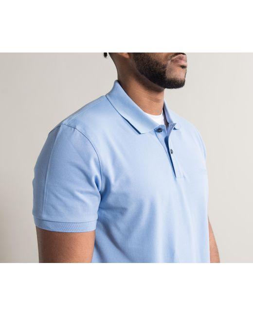 3fdbaf75 ... Lyst BOSS - 'pallas' Logo Polo Sky Blue for Men ...