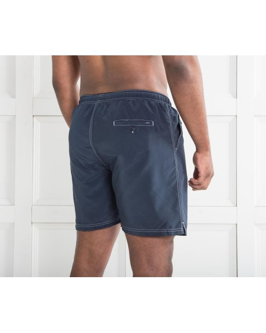 c120d394e9 ... Lyst Paul & Shark - Blue Classic Swim Short Navy for Men ...
