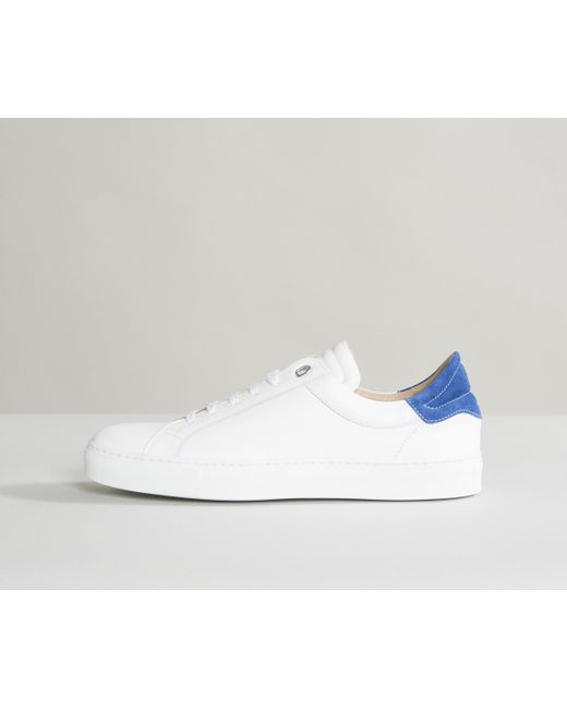 White and Blue Dagenham 2.0 Sneakers Belstaff Z9JMX