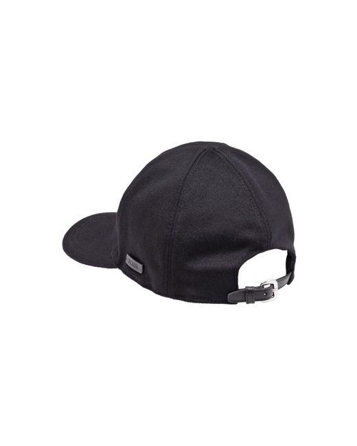 98ccea7e75631 ... Prada - Multicolor Cloth Baseball Cap for Men - Lyst
