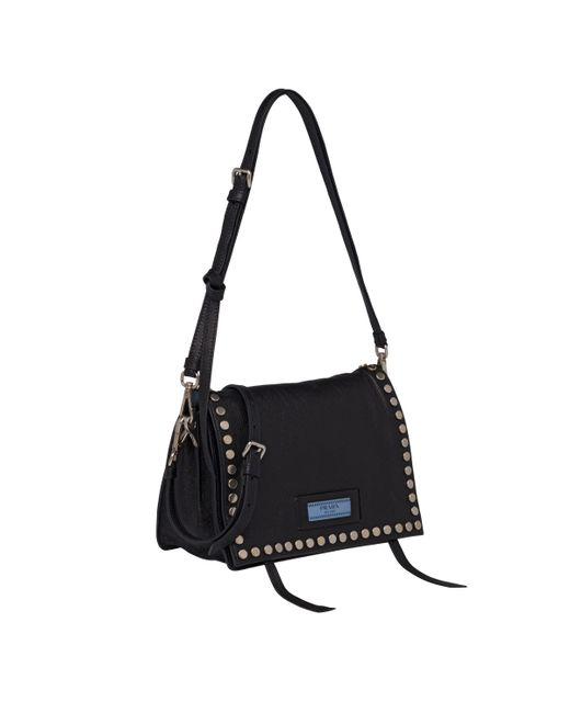 e4e0931125e8 Lyst - Prada Etiquette Bag in Black - Save 5%